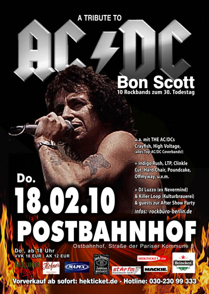 ACDC-Tribute