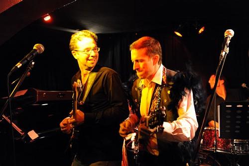 Alex und Martin