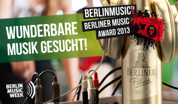 BERLINER MUSIC AWARD 2013
