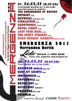 Emergenza 2011