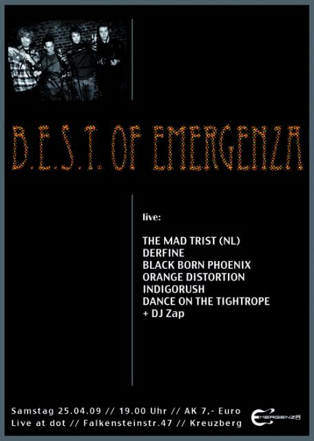 Best of Emergenza