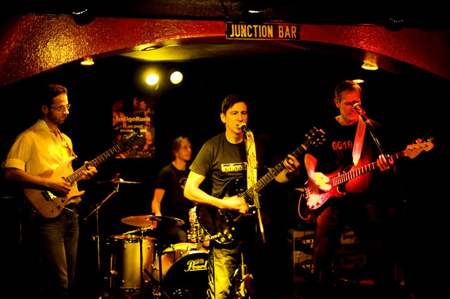 IR in der Junction Bar