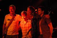 Die Band im Knaack