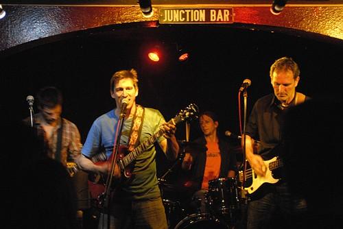 IndigoRush in der Junction Bar