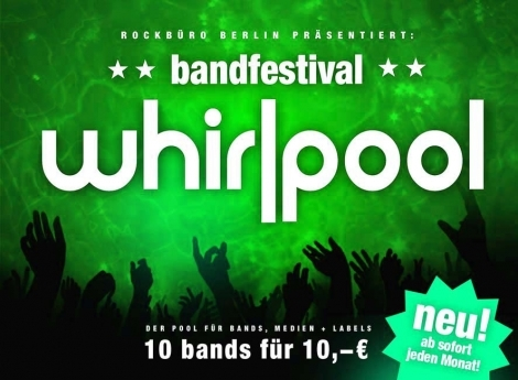 Whirlpool-Festival am 9.10.2009