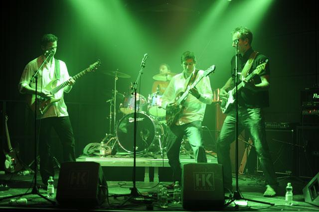 Alex, Ronny, Martin, Torsten